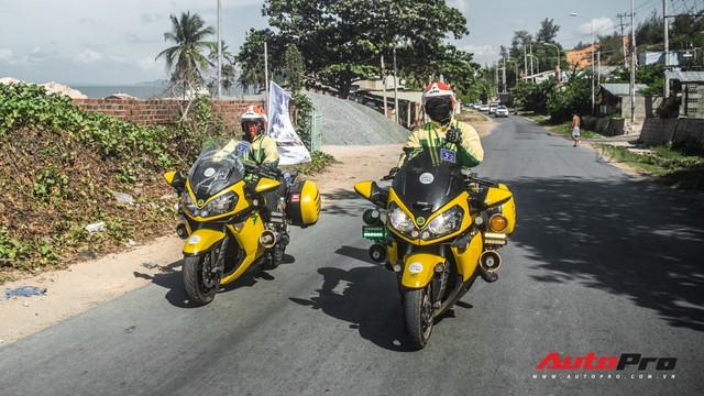 """Những """"ninja"""" âm thầm giúp đoàn siêu xe Trung Nguyên xuyên Việt đi đến nơi, về đến chốn - Ảnh 2."""