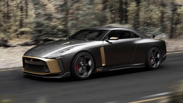 Ra mắt Nissan GT-R50: Siêu xe triệu đô mỹ miều do đối tác VINFAST thiết kế  - Ảnh 5.
