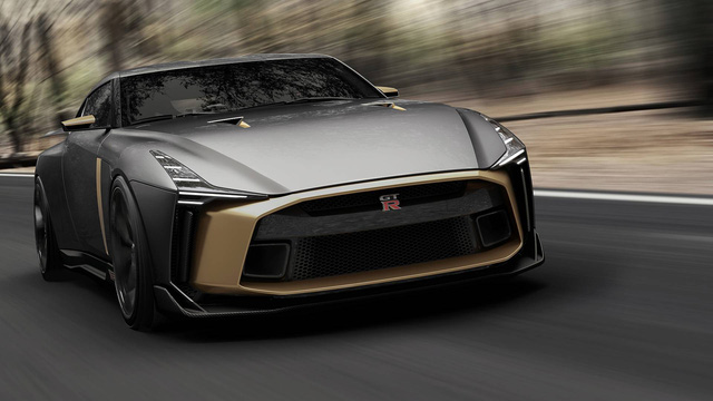 Nissan GT-R R35 Final Edition chuẩn bị chào sân với công suất khủng - Ảnh 1.