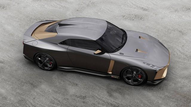Ra mắt Nissan GT-R50: Siêu xe triệu đô mỹ miều do đối tác VINFAST thiết kế  - Ảnh 3.