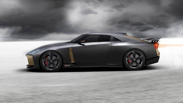 Nissan GT-R R35 Final Edition chuẩn bị chào sân với công suất khủng - Ảnh 2.