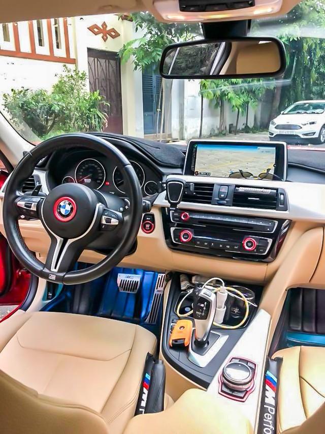 Sau khi độ full bài, chủ xe bất ngờ bán lại BMW 320i LCi 2015 với giá 1,2 tỷ đồng - Ảnh 5.