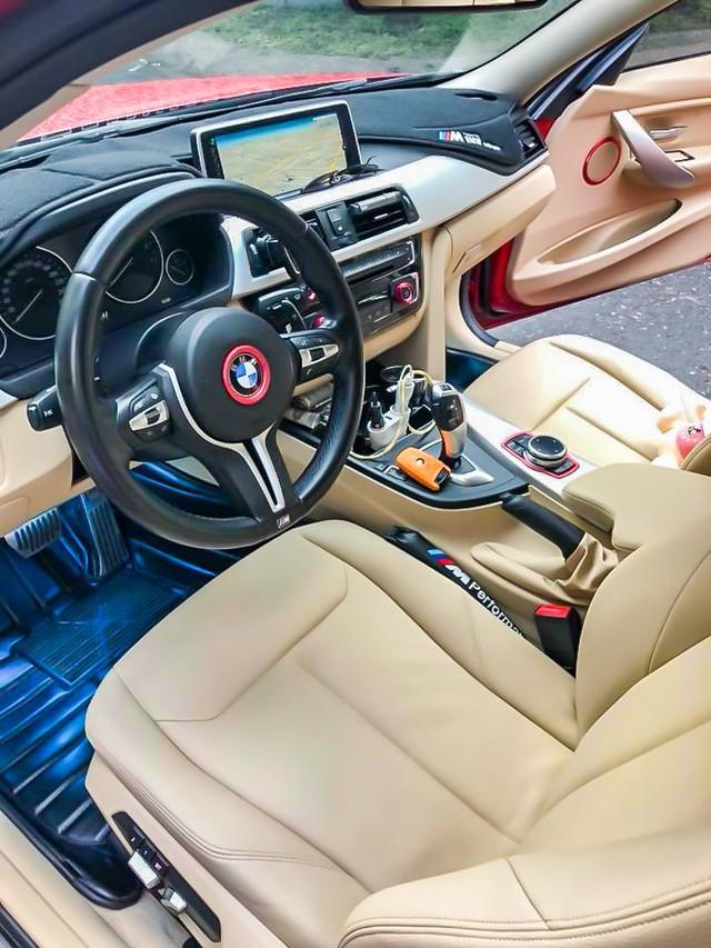Sau khi độ full bài, chủ xe bất ngờ bán lại BMW 320i LCi 2015 với giá 1,2 tỷ đồng - Ảnh 4.