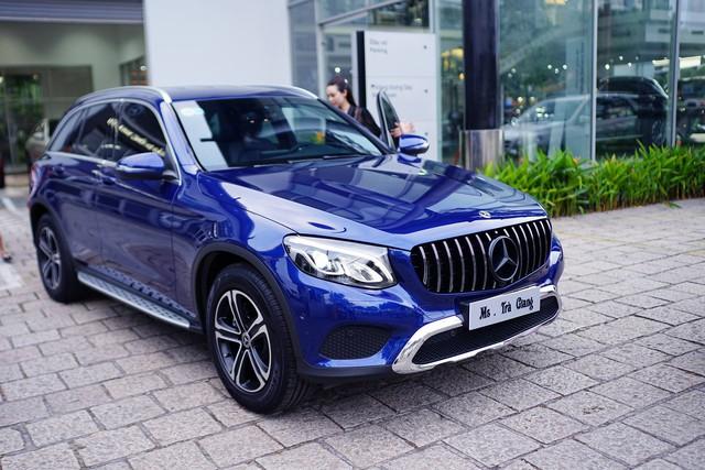 Á hậu Trà Giang mua Mercedes-Benz GLC 200 bản độ chính hãng phong cách AMG - Ảnh 4.