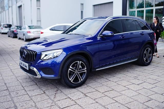 Á hậu Trà Giang mua Mercedes-Benz GLC 200 bản độ chính hãng phong cách AMG - Ảnh 5.