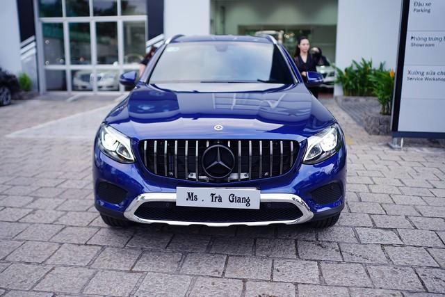 Á hậu Trà Giang mua Mercedes-Benz GLC 200 bản độ chính hãng phong cách AMG - Ảnh 9.