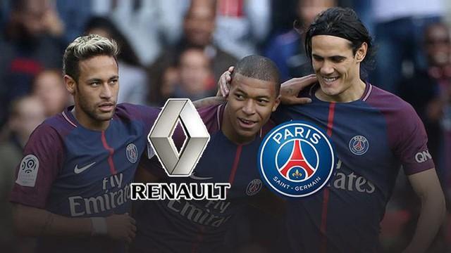 Neymar và đồng đội chuẩn bị đi quảng cáo xe Renault