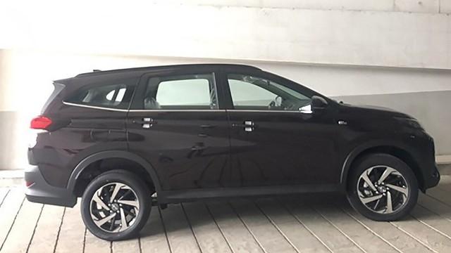 Toyota Rush đã về đại lý tại Hà Nội, chỉ chờ ngày ra mắt