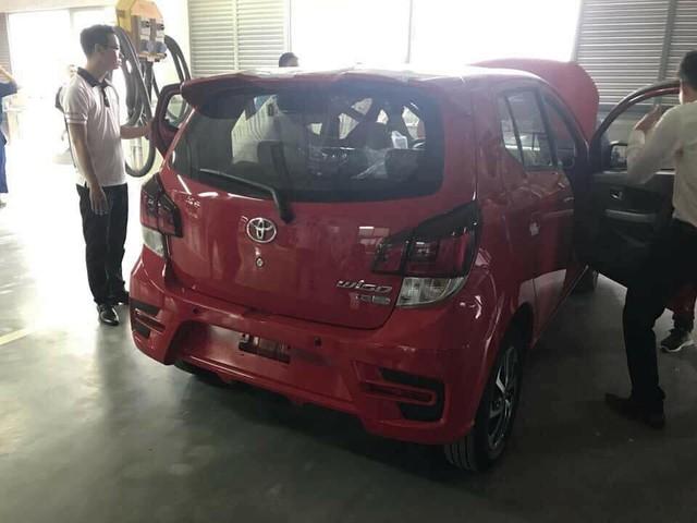 Toyota Wigo về đại lý với động cơ lớn hơn, sẵn sàng đấu Kia Morning, Hyundai Grand i10 với giá khoảng 400 triệu đồng - Ảnh 4.