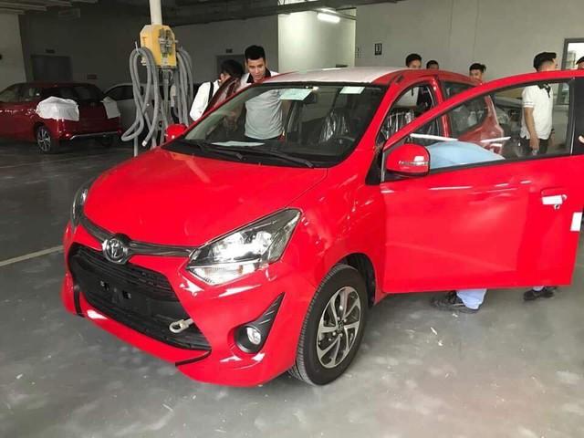 Toyota Wigo về đại lý với động cơ lớn hơn, sẵn sàng đấu Kia Morning, Hyundai Grand i10 với giá khoảng 400 triệu đồng - Ảnh 3.