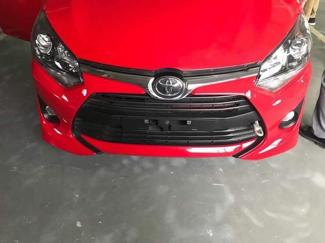 Toyota Wigo về đại lý với động cơ lớn hơn, sẵn sàng đấu Kia Morning, Hyundai Grand i10 với giá khoảng 400 triệu đồng - Ảnh 1.