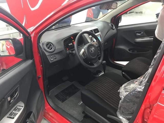 Toyota Wigo về đại lý với động cơ lớn hơn, sẵn sàng đấu Kia Morning, Hyundai Grand i10 với giá khoảng 400 triệu đồng - Ảnh 6.