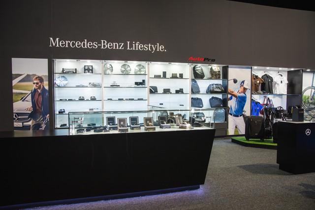 Toàn cảnh Mercedes-Benz Fascination 2018 - Khi sự thực dụng lên ngôi - Ảnh 11.