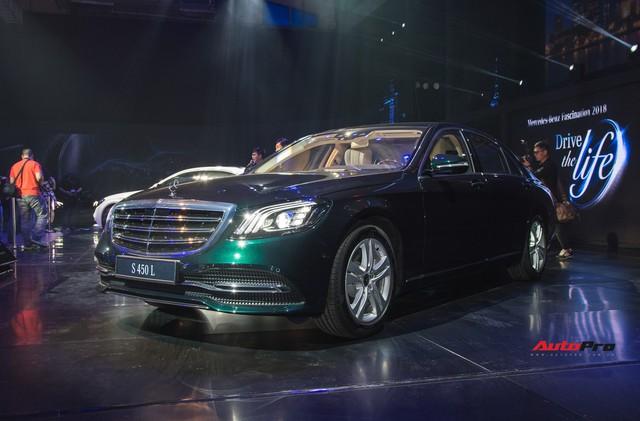 Toàn cảnh Mercedes-Benz Fascination 2018 - Khi sự thực dụng lên ngôi - Ảnh 1.