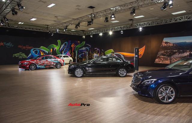 Toàn cảnh Mercedes-Benz Fascination 2018 - Khi sự thực dụng lên ngôi - Ảnh 4.