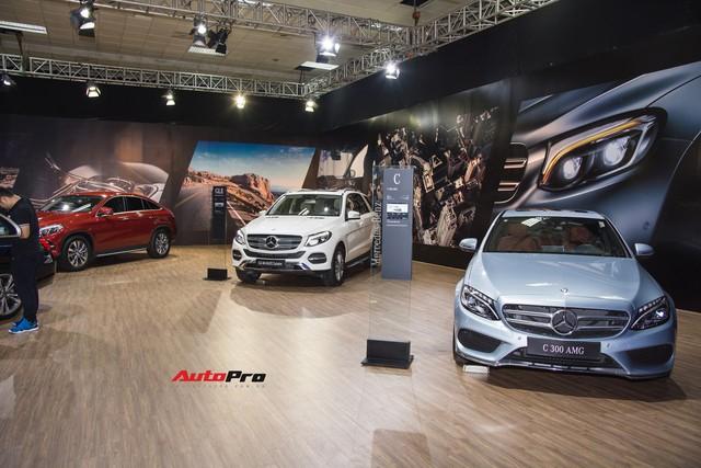Toàn cảnh Mercedes-Benz Fascination 2018 - Khi sự thực dụng lên ngôi - Ảnh 5.