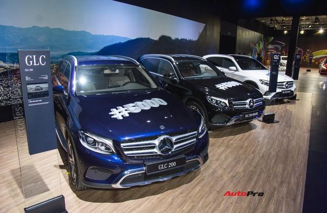Toàn cảnh Mercedes-Benz Fascination 2018 - Khi sự thực dụng lên ngôi - Ảnh 9.