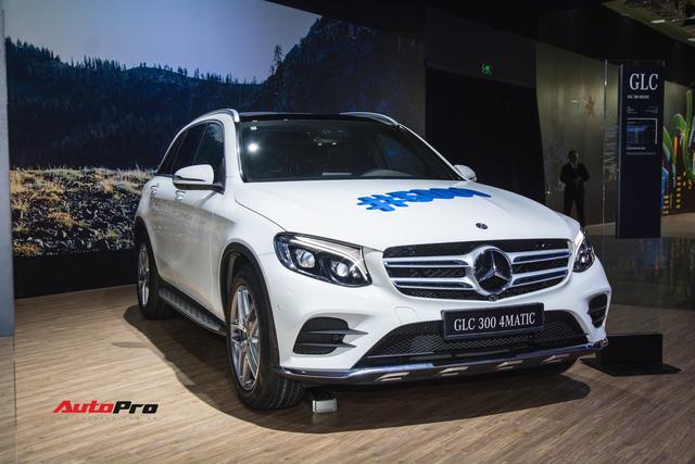 Toàn cảnh Mercedes-Benz Fascination 2018 - Khi sự thực dụng lên ngôi - Ảnh 8.
