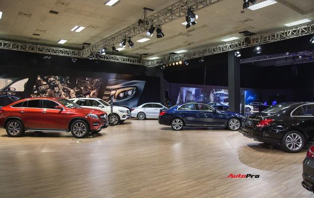 Toàn cảnh Mercedes-Benz Fascination 2018 - Khi sự thực dụng lên ngôi - Ảnh 6.