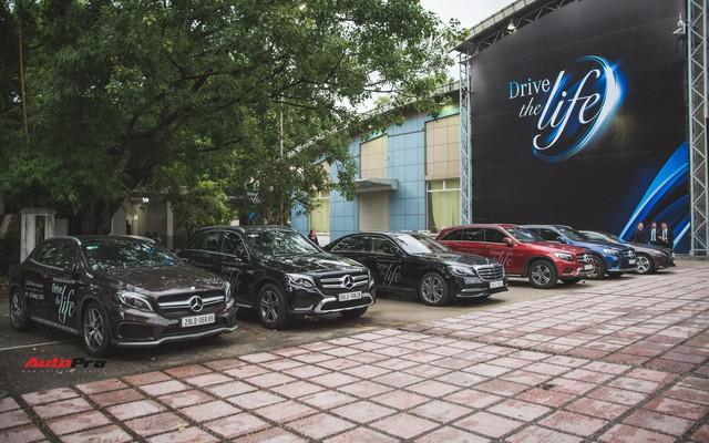 Toàn cảnh Mercedes-Benz Fascination 2018 - Khi sự thực dụng lên ngôi - Ảnh 16.