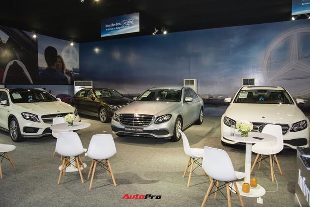 Toàn cảnh Mercedes-Benz Fascination 2018 - Khi sự thực dụng lên ngôi - Ảnh 13.