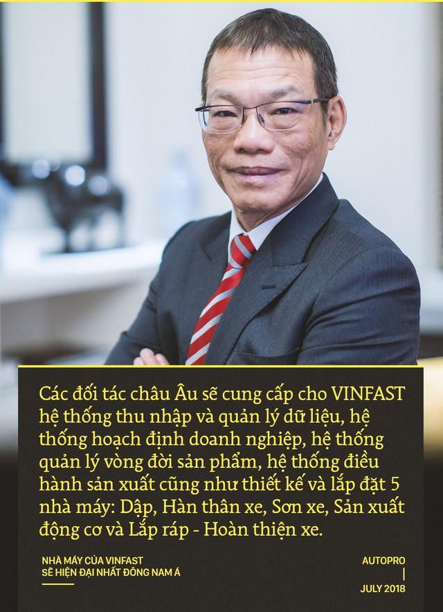 Sếp VINFAST tự tin như thế nào về sản xuất ô tô? - Ảnh 3.
