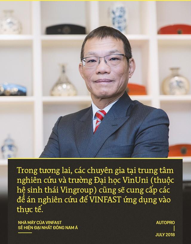 Sếp VINFAST tự tin như thế nào về sản xuất ô tô? - Ảnh 8.