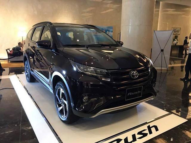 Toyota Wigo, Rush, Avanza chào giá, xuất hiện trước ngày ra mắt khách hàng Việt Nam - Ảnh 2.