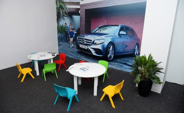 Toàn cảnh Mercedes-Benz Fascination 2018 - Khi sự thực dụng lên ngôi - Ảnh 14.