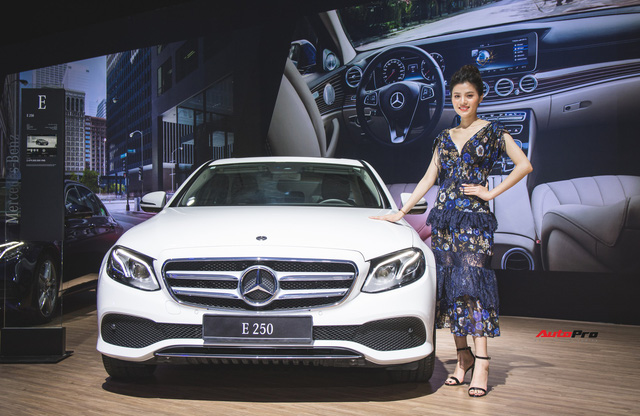 Những bóng hồng xinh đẹp tỏa sáng bên dàn xe sang tại Mercedes-Benz Fascination 2018 - Ảnh 8.