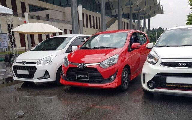 Định giá Wigo - Bài toán khó của Toyota tại thị trường Việt Nam - Ảnh 1.