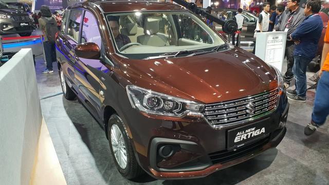 Suzuki Ertiga thế hệ mới sẽ xuất khẩu từ Indonesia trong tháng 9, có thể sang Việt Nam - Ảnh 1.
