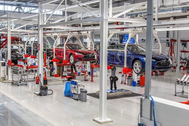 Tesla vừa xây vừa sửa Model 3 và câu chuyện thay nhân viên như thay áo - Ảnh 2.