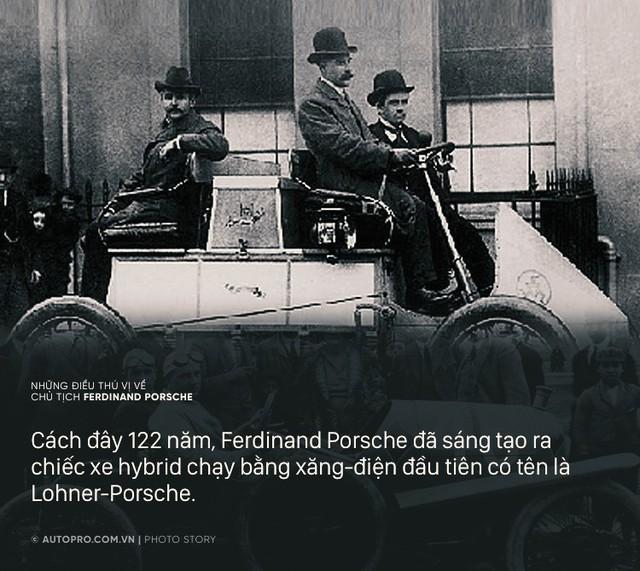 Từng học chui, người đàn ông này đã tạo nên Porsche huy hoàng như ngày nay - Ảnh 3.