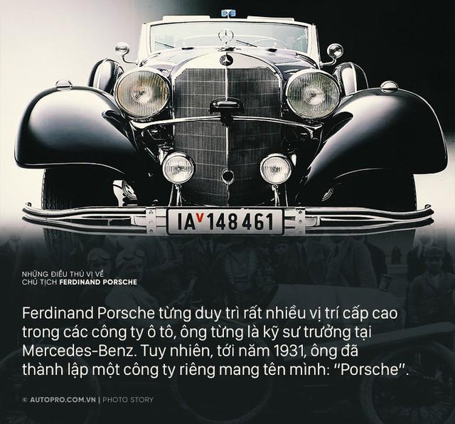 Từng học chui, người đàn ông này đã tạo nên Porsche huy hoàng như ngày nay - Ảnh 5.