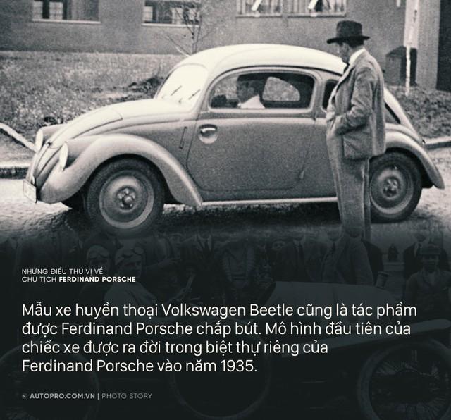 Từng học chui, người đàn ông này đã tạo nên Porsche huy hoàng như ngày nay - Ảnh 6.