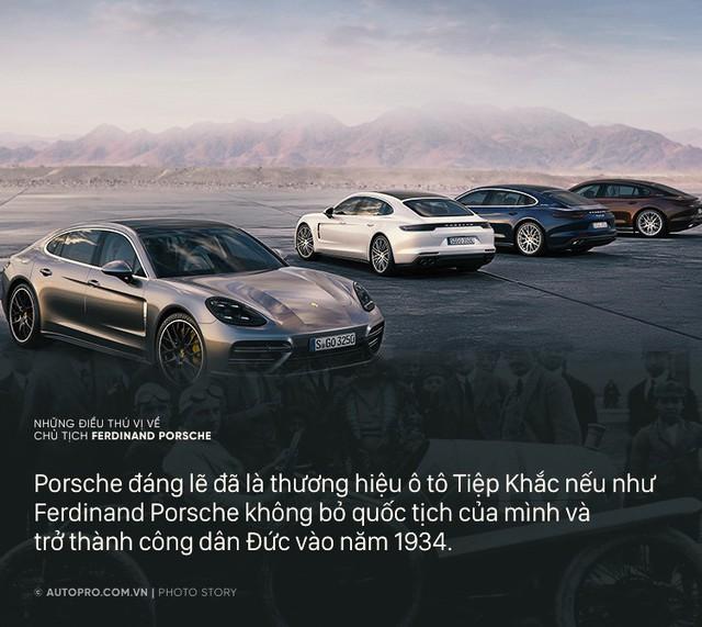 Từng học chui, người đàn ông này đã tạo nên Porsche huy hoàng như ngày nay - Ảnh 8.