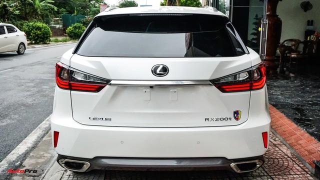Khan hàng, Lexus RX 200t chạy lướt giữ giá như xe mới - Ảnh 5.