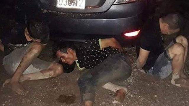 Hải Phòng: Chui vào nhà Trưởng công an xã trộm xe máy, nhóm đạo chích bị tóm gọn
