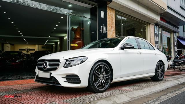 Mercedes-Benz E300 AMG khấu hao 200 triệu đồng sau 7.000 km lăn bánh - Ảnh 17.