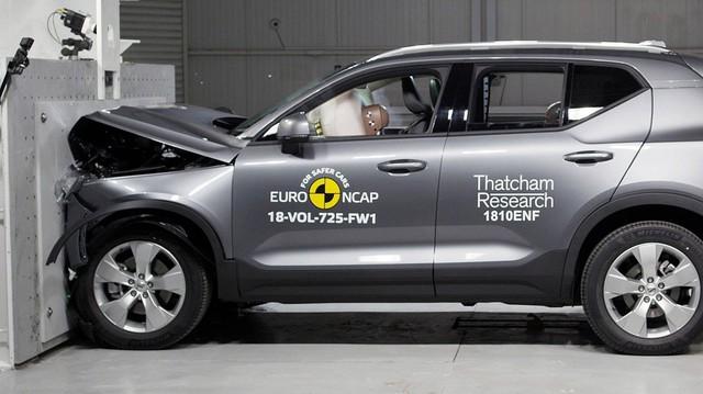 Ford Focus, Volvo XC40 đạt điểm an toàn tối đa bất chấp quy trình nghiêm ngặt mới