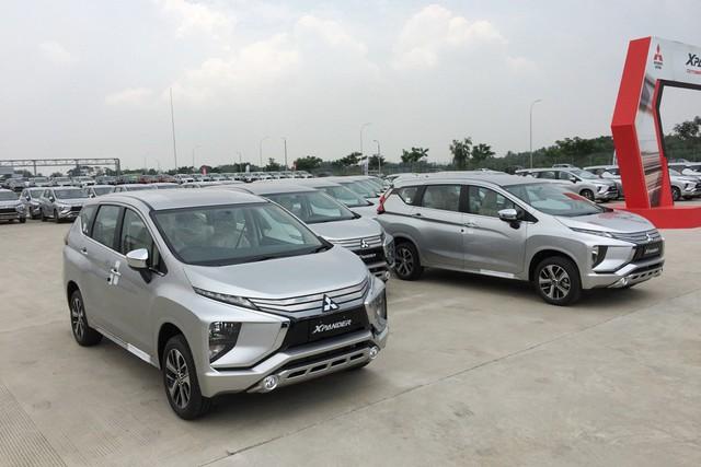 Nissan làm MPV từ Mitsubishi Xpander, ra mắt tháng 4/2019 - Ảnh 2.