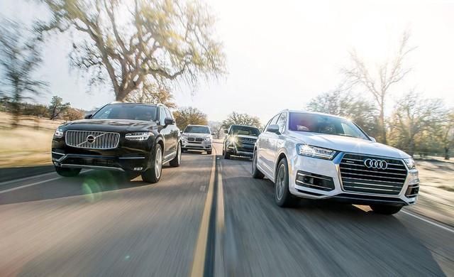Sedan dài như Audi A6, SUV to như BMW X5, xe VINFAST sẽ cạnh tranh với những đối thủ nào? - Ảnh 3.