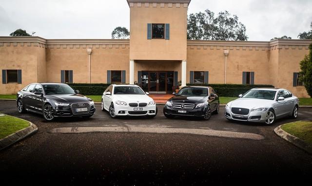 Sedan dài như Audi A6, SUV to như BMW X5, xe VINFAST sẽ cạnh tranh với những đối thủ nào? - Ảnh 2.