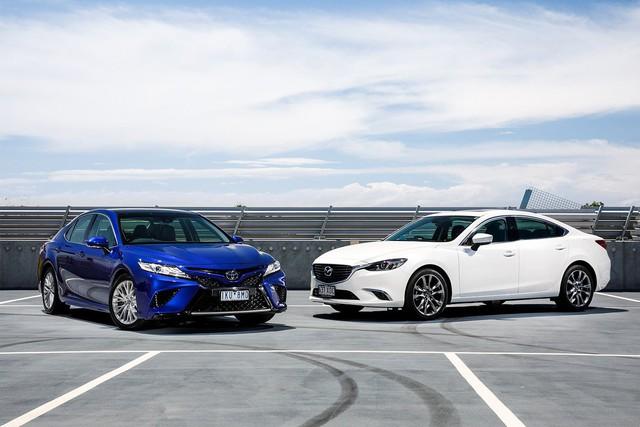 Sedan dài như Audi A6, SUV to như BMW X5, xe VINFAST sẽ cạnh tranh với những đối thủ nào? - Ảnh 1.