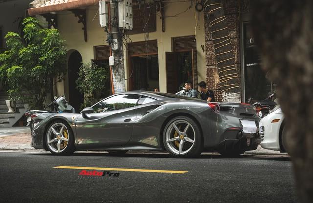 Siêu xe Ferrari 488 GTB của Cường Đô-la tiến ra Hà Nội - Ảnh 3.