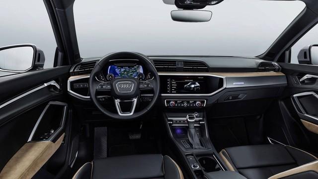 So găng trực diện Audi Q3 2019 với BMW X1, Mercedes-Benz GLA - Ảnh 6.