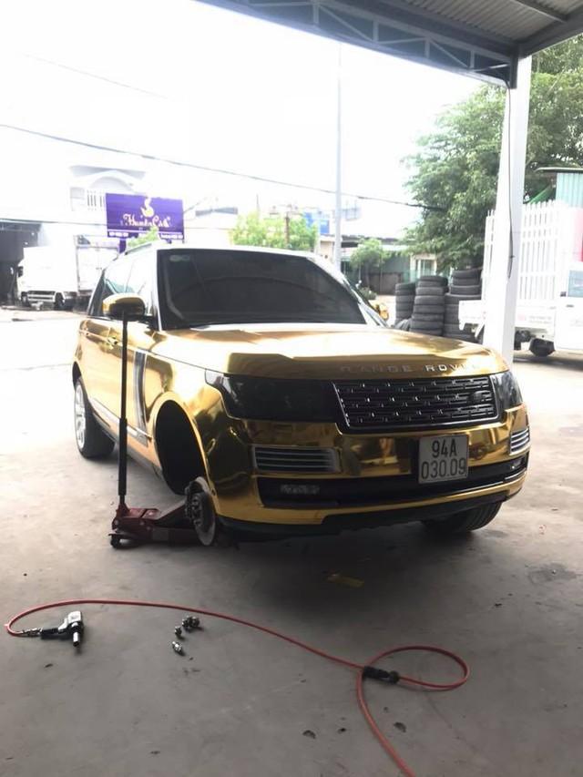 Lamborghini Huracan hàng độc và Range Rover của dân chơi xe Bạc Liêu thay dàn áo chrome kiểu đại gia Dubai - Ảnh 2.