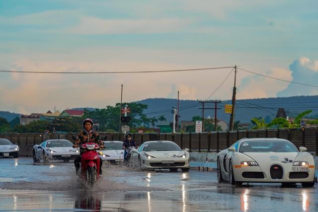 Khép lại Hành trình từ trái tim: Những con số kỷ lục của siêu xe tại Việt Nam - Ảnh 7.