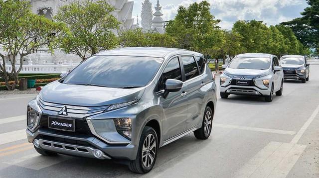 Đấu Toyota Rush, Mitsubishi Xpander lộ thông số kỹ thuật và chốt lịch ra mắt tại Việt Nam